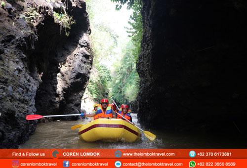 Kokoh Babak Rafting Adventure