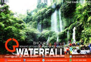 Benang Kelambu Waterfall Lombok